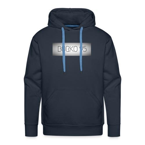 Borkowoef95 - Mannen Premium hoodie
