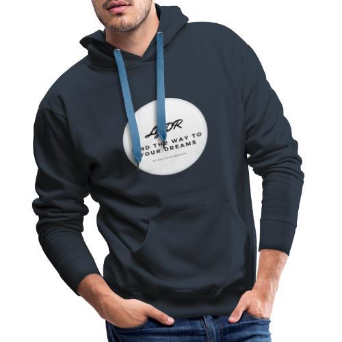 LiveYourDream - Männer Premium Hoodie
