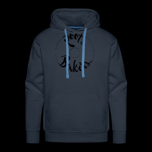 roots bakers - Sweat-shirt à capuche Premium pour hommes