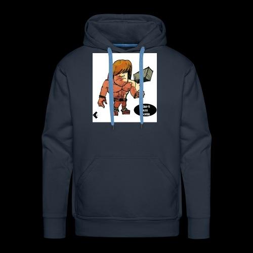 Thoro - Men's Premium Hoodie