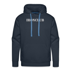 IRONCLUB - a way of life for everyone - Premium hettegenser for menn