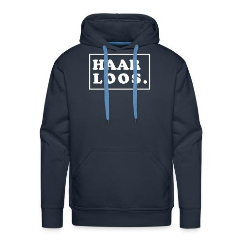 DOTZ haarloos - Mannen Premium hoodie