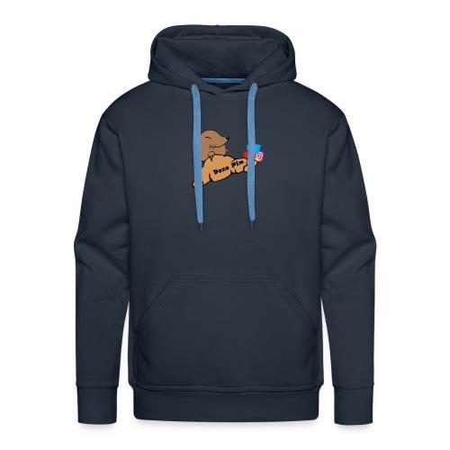 Deze Pim Kleding - Mannen Premium hoodie