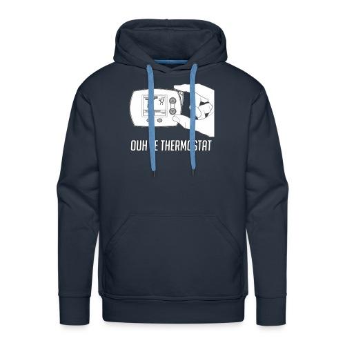 PCLP2 - Sweat-shirt à capuche Premium pour hommes