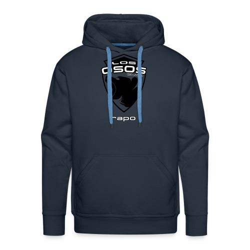 Logo OSOS para Rapo - Sudadera con capucha premium para hombre