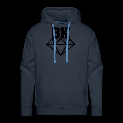 Brakka Diamond - Mannen Premium hoodie
