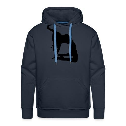 Pin up - Sweat-shirt à capuche Premium pour hommes
