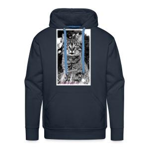 Tiger-Tom - Männer Premium Hoodie