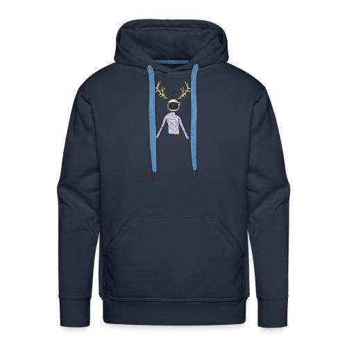 Cosmos - Sweat-shirt à capuche Premium pour hommes