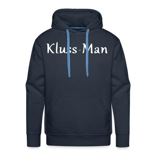 KlussMan - Männer Premium Hoodie