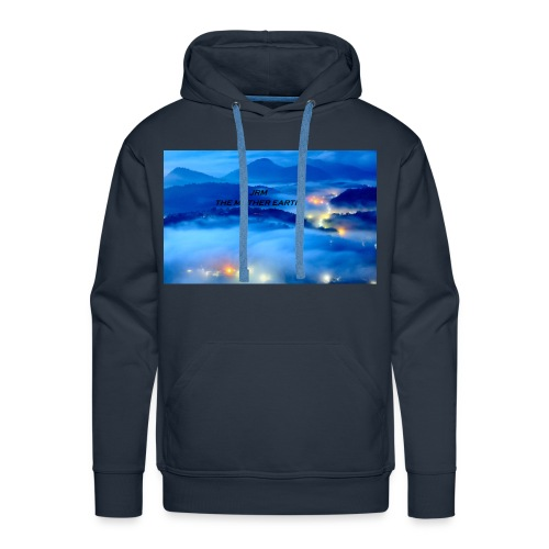 the mother earth collection 2017 - Sweat-shirt à capuche Premium pour hommes