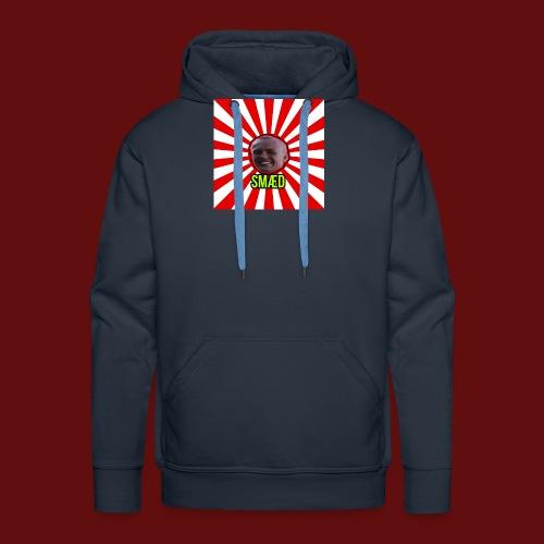 Limited Edition - Smæd T-shirt - Premium hettegenser for menn