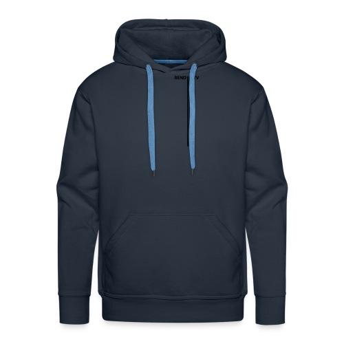 Lineas Tecnicas - Sudadera con capucha premium para hombre