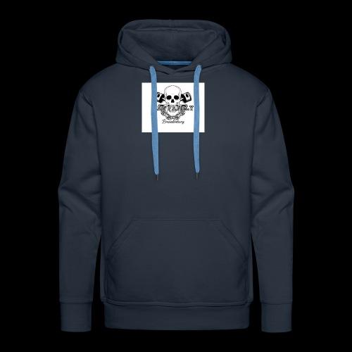 Sticker - Männer Premium Hoodie
