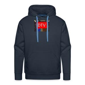 DriesTv Server - Mannen Premium hoodie