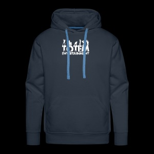 TOTEM Entertainment Logo - Men's Premium Hoodie