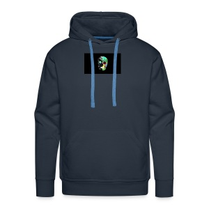 skeleton official logo - Men's Premium Hoodie