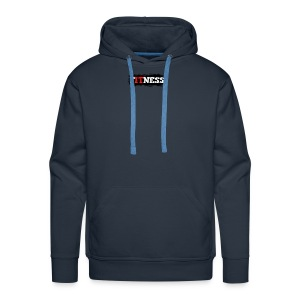 Fitness, Get It - Men's Premium Hoodie