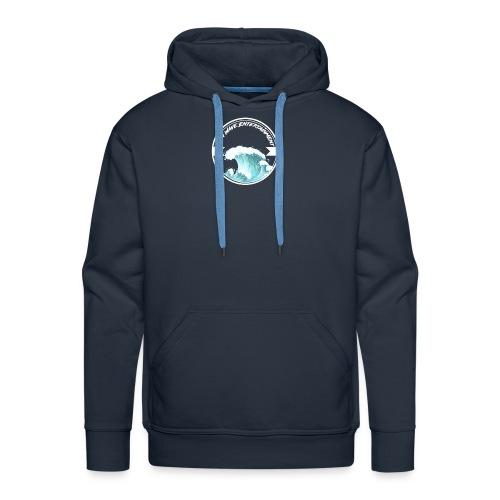 New Wave Entertainment Logo T-Shirt [Support Us] - Men's Premium Hoodie