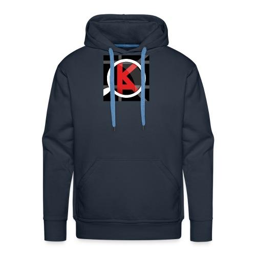 KiezApp Fan - Männer Premium Hoodie
