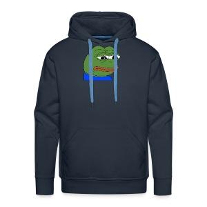 Pepe clothes - Mannen Premium hoodie