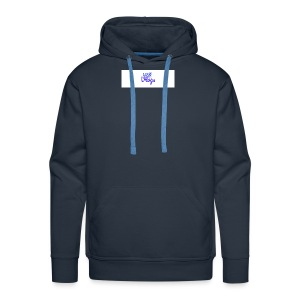 Will Has Vlogs Fancy Text - Men's Premium Hoodie