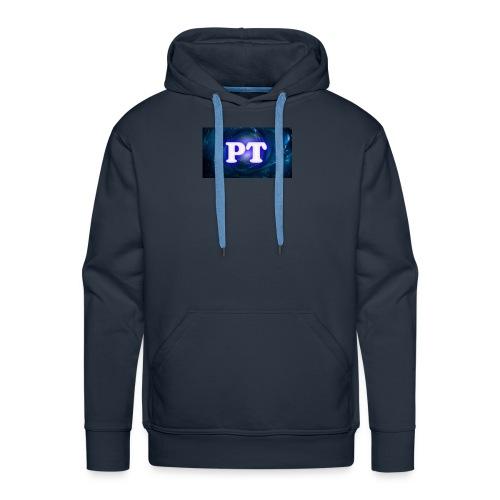 Project T Logo - Men's Premium Hoodie