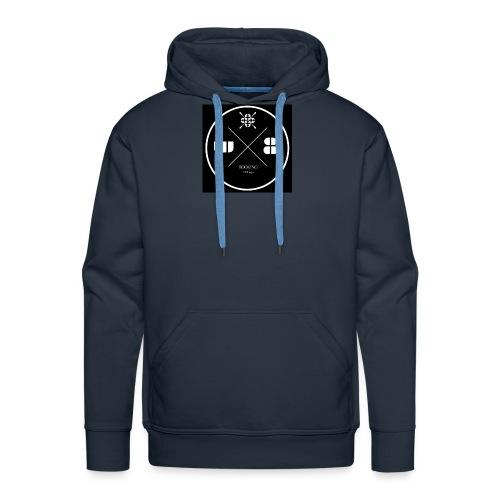W8Booking Logo - Männer Premium Hoodie