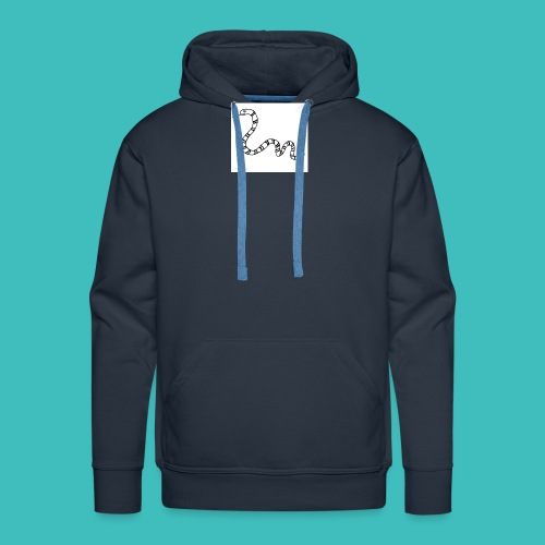 Xslage - Herre Premium hættetrøje