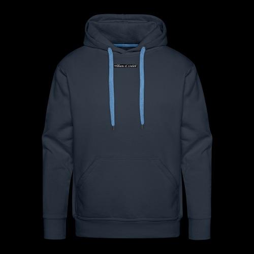 Williams & Lindahl - Herre Premium hættetrøje