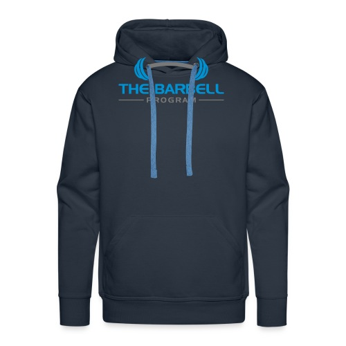 The Barbell Program - Männer Premium Hoodie