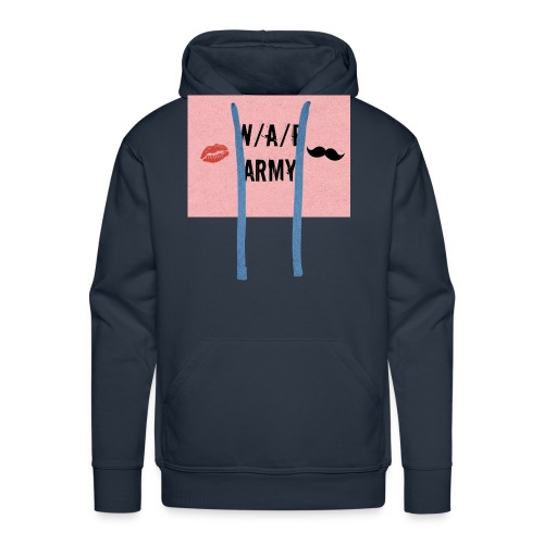 W/A/E ARMY - Miesten premium-huppari