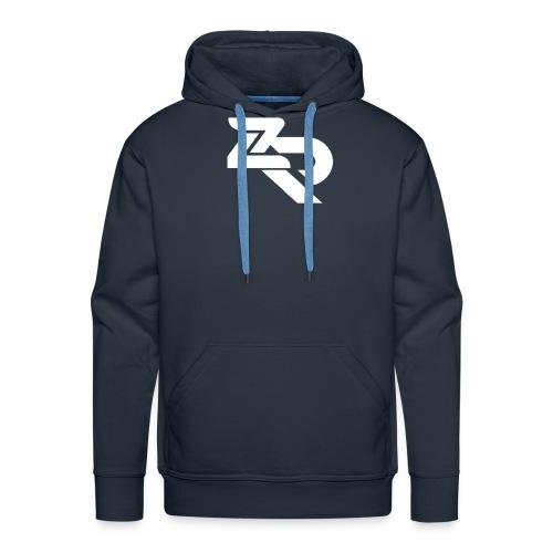 ZR Hoodie - Herre Premium hættetrøje