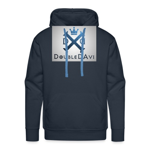 DoubleDAvi X - Männer Premium Hoodie