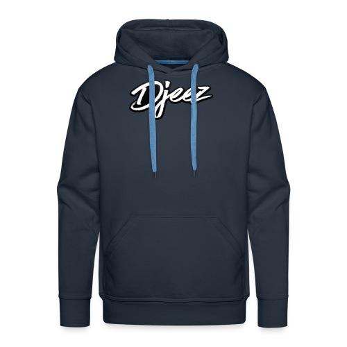 Djeez Merchandise - Mannen Premium hoodie