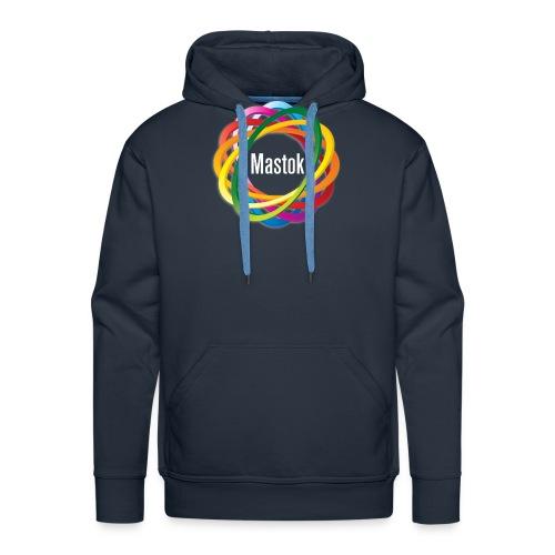 Mastok's Logo - Männer Premium Hoodie
