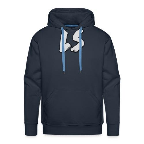 ls logo - Mannen Premium hoodie