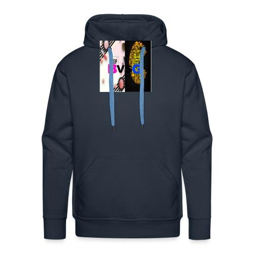 B VS G logo 2 - Mannen Premium hoodie