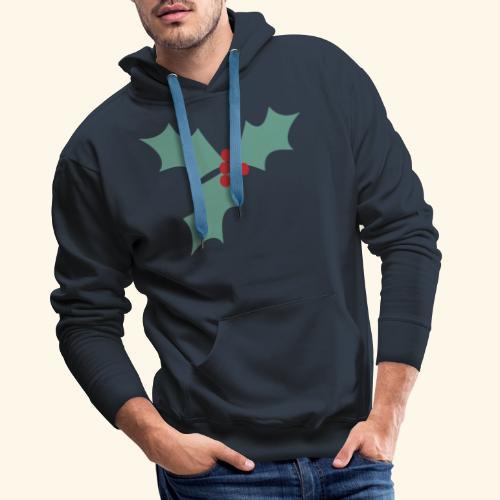 Common holy - Sweat-shirt à capuche Premium pour hommes