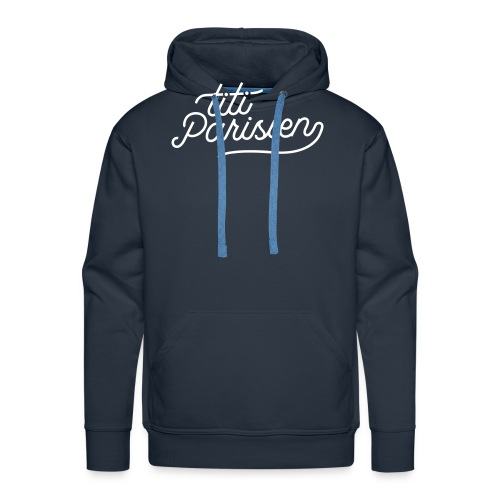Titi parisien - Sweat-shirt à capuche Premium pour hommes