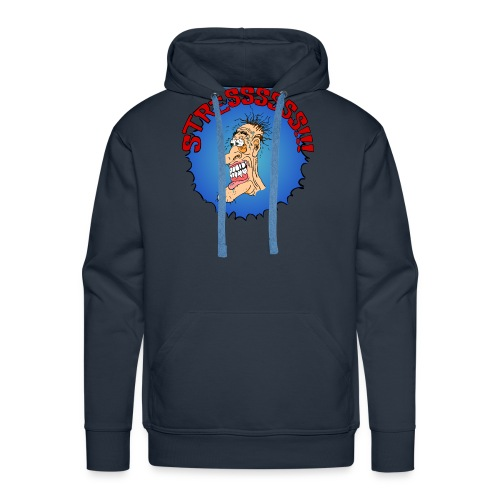 Stress Head - Mannen Premium hoodie