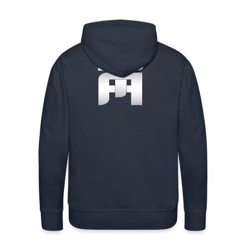 Logoeinfach png - Männer Premium Hoodie