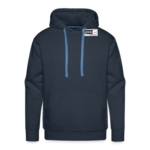 logo AV - Sweat-shirt à capuche Premium pour hommes