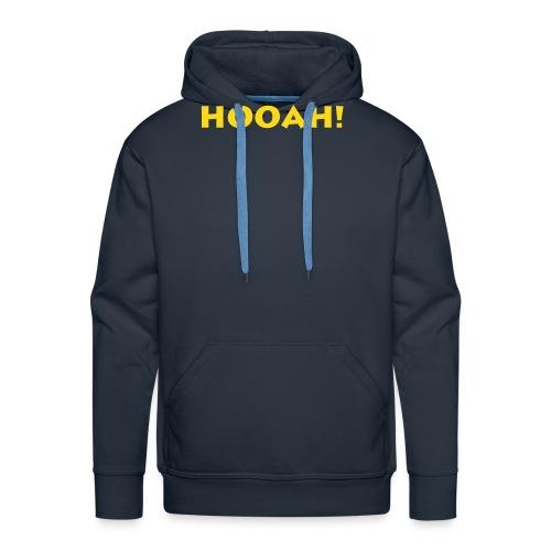 hooah - Männer Premium Hoodie