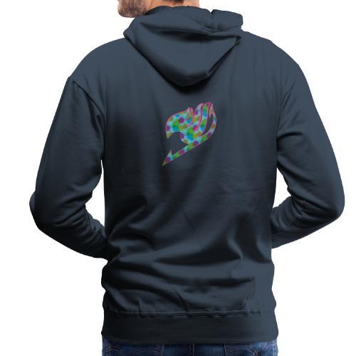Fairytail M001 - Sweat-shirt à capuche Premium pour hommes