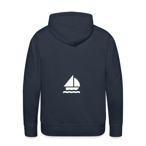 segeln2 - Männer Premium Hoodie