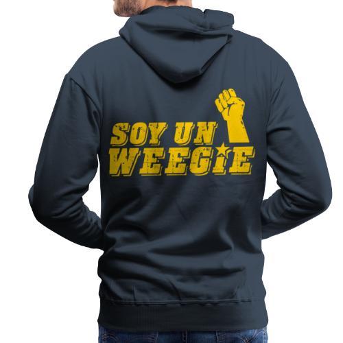 Soy Un Weegie - Men's Premium Hoodie