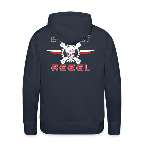 Street Rebel - Männer Premium Hoodie