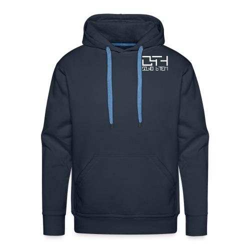 BTH_BigLogo - Sweat-shirt à capuche Premium pour hommes
