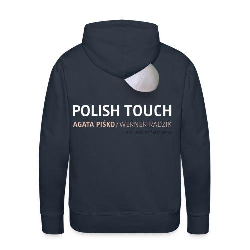 POLISH TOUCH Shirt-2 - Männer Premium Hoodie